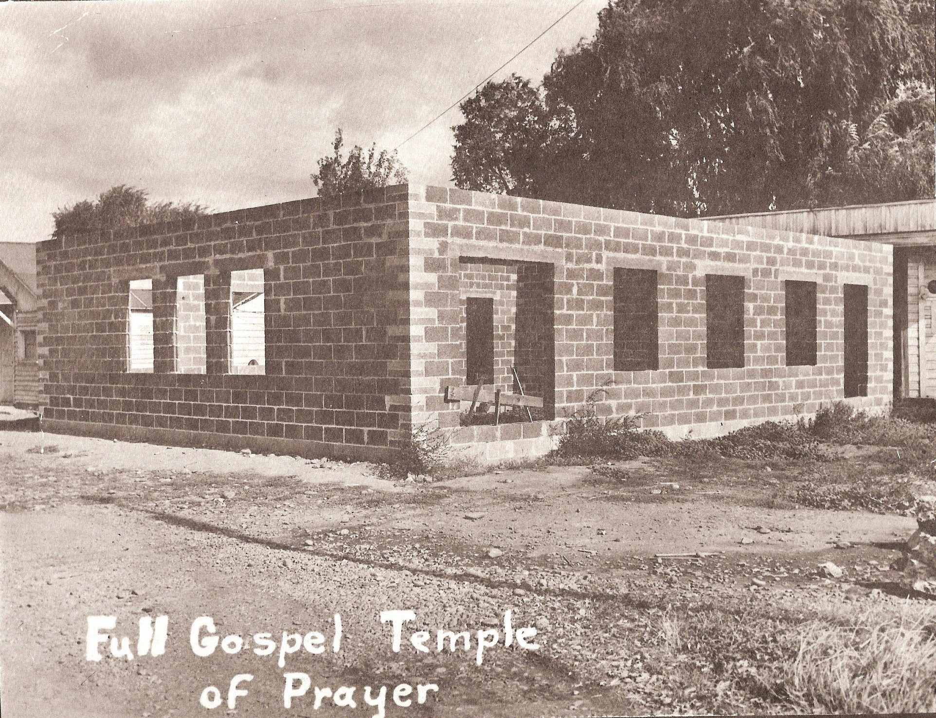 Full Gospel Temple of Prayer