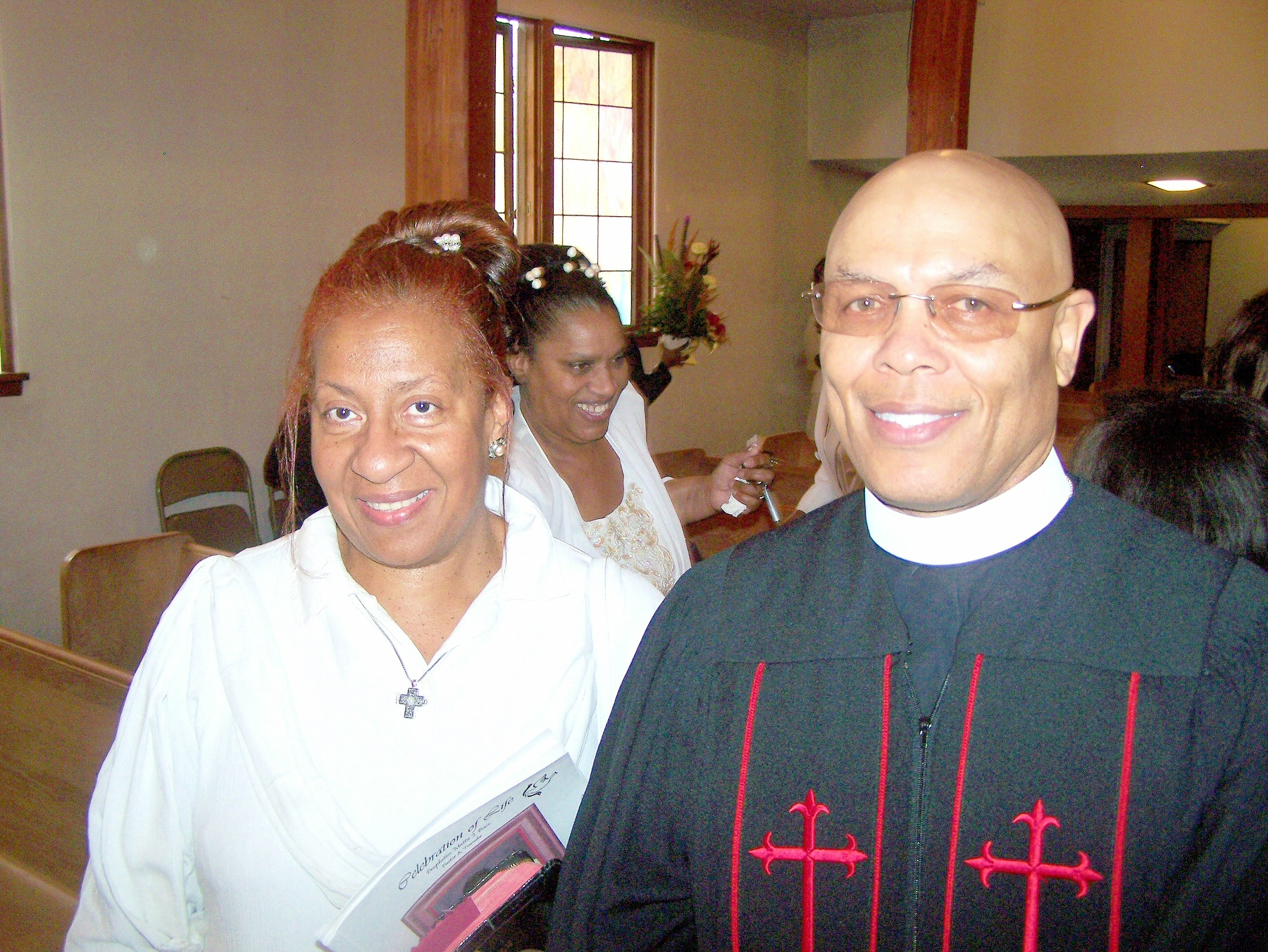 Apostle Karon & Pastor William Jones