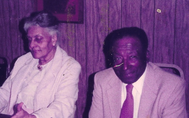 Apostle Karon's parents, Mother Ernestine & Elder Russell Williams